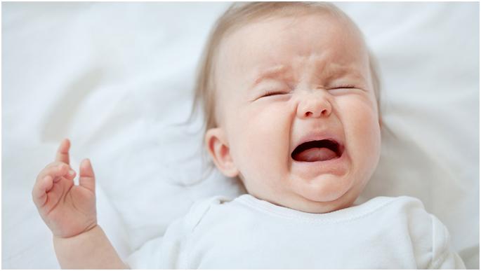 Biểu hiện và Cách chữa cho trẻ sốt khi mọc răng