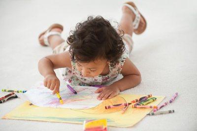 Mỹ thuật và sự phát triển toàn diện của trẻ