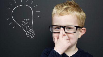 Quá trình phát triển tư duy cho trẻ