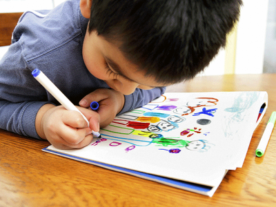 Học hội họa có lợi gì cho sự phát triển kỹ năng tư duy của trẻ?