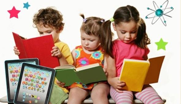 Nên cho trẻ học tiếng anh càng sớm càng tốt