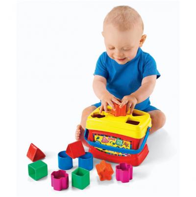 Đồ chơi cho trẻ 5 tháng tuổi