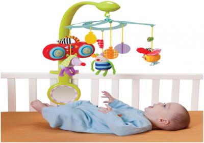 Trẻ 5 tháng tuổi chơi gì 1